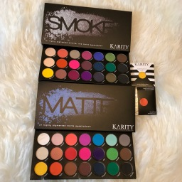 Karity Cosmetics Haul – Social Media Made Me Buy It