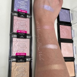 New Wet n Wild Mega Glo Higlighting Powders
